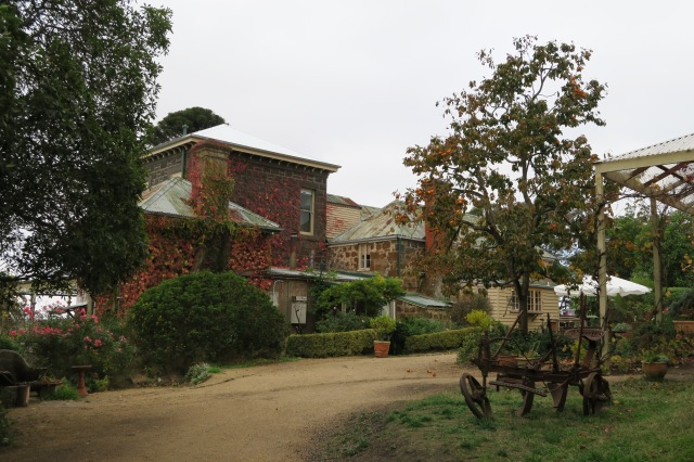 Tarndwarncoort's courtyard