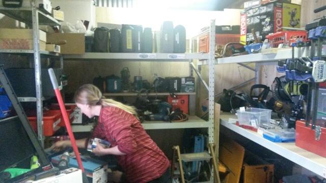Selecting tools
