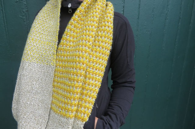 Stitch block cowl